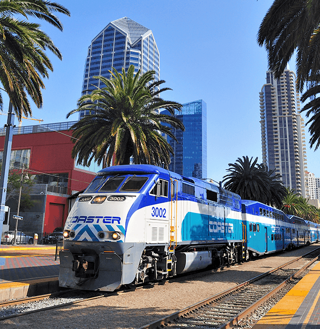 North County Bus & Train Service | NCTD - North County