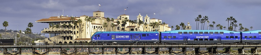 COASTER Commuter Rail